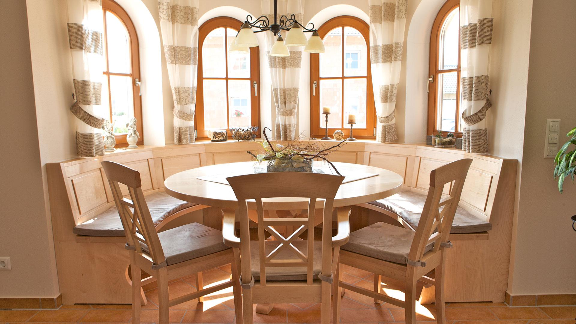 esszimmer 562 schreinerei steinberger bubach. Black Bedroom Furniture Sets. Home Design Ideas