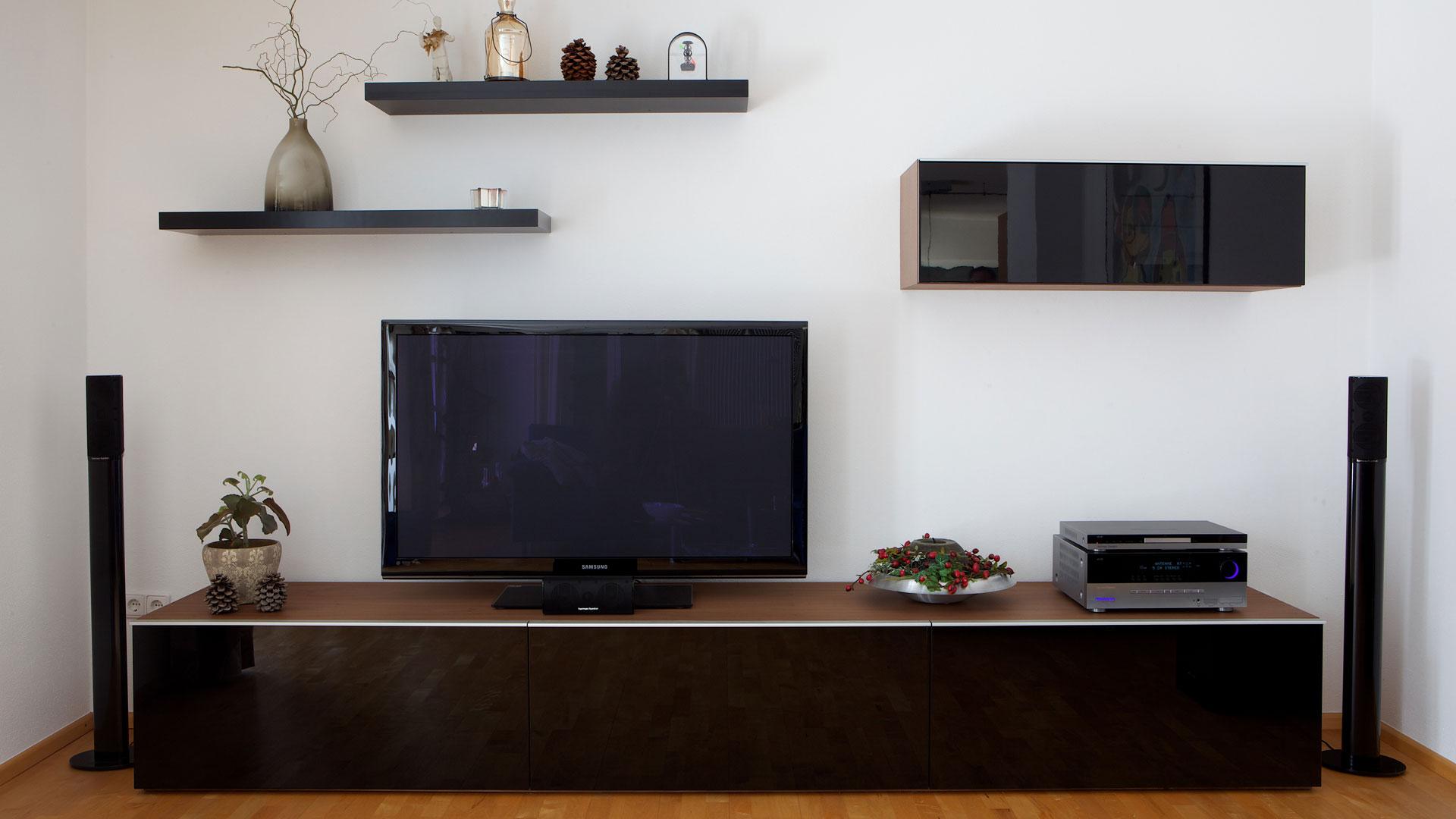 Wohnzimmer Tv Möbel 662 Schreinerei Steinberger Bubach
