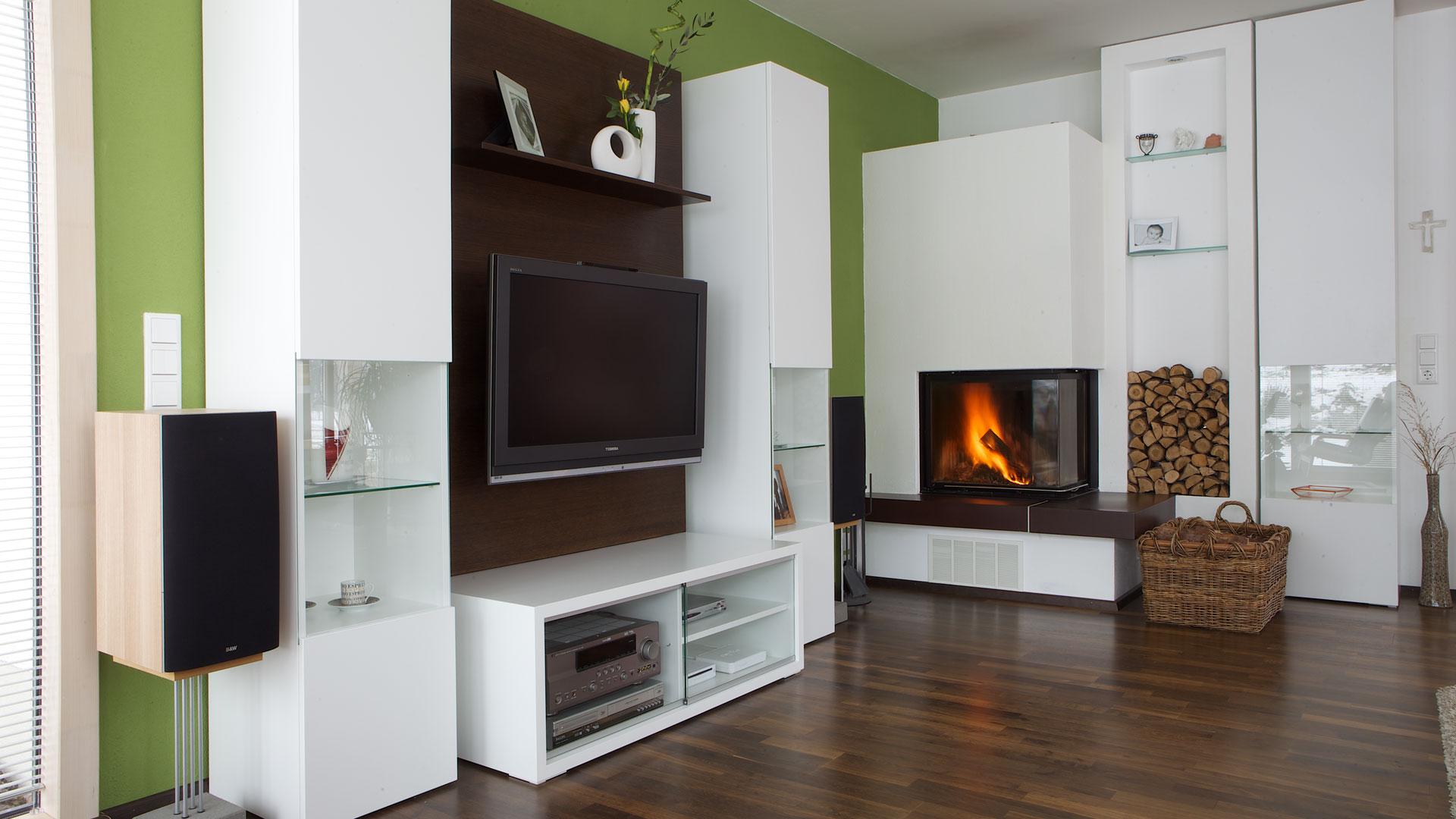 wohnzimmer tv m bel 684 schreinerei steinberger bubach m belschreiner messebau. Black Bedroom Furniture Sets. Home Design Ideas