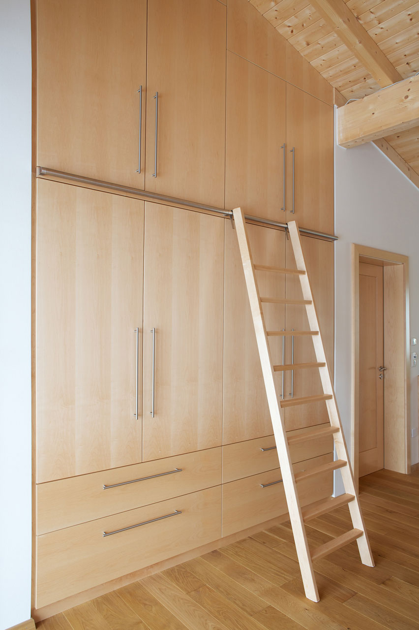 leiter garderobe beautiful project tutorial garderobe aus leitern selber bauen step by step mit. Black Bedroom Furniture Sets. Home Design Ideas