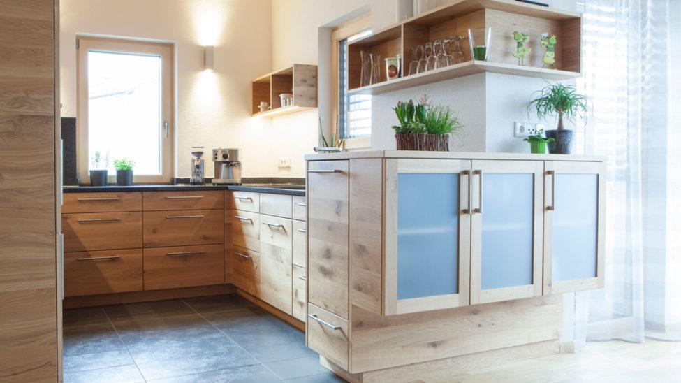 Küchen • Schreinerei Steinberger, Bubach - Möbelschreiner, Messebau