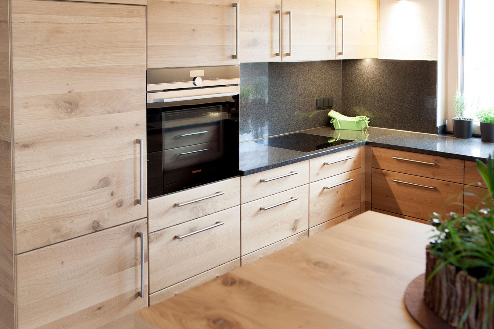 Küche - 1371 • Schreinerei Steinberger, Bubach ...