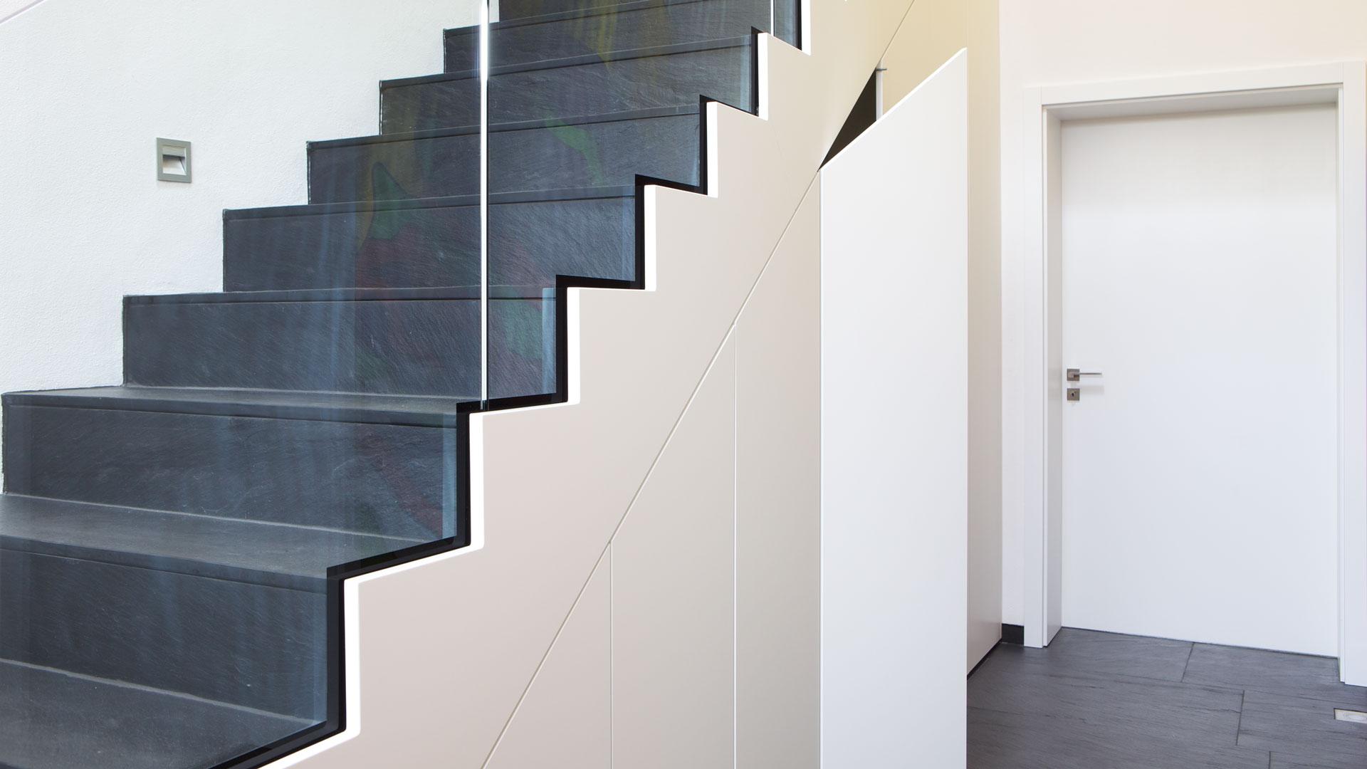 Treppe 976 Schreinerei Steinberger Bubach Mobelschreiner