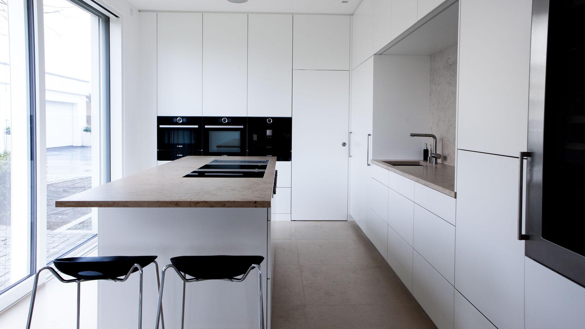 Küche - 1307 • Schreinerei Steinberger, Bubach - Möbelschreiner ...